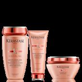 Kérastase Discipline Bundel: Shampoo, Conditioner + Masker