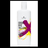 Schwarzkopf Goodbye Yellow Sulfaatvrije Shampoo 1000ml