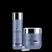 System Professional Smoothen Bundel: Shampoo + Masker