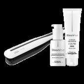 L'Oréal Steampod 3.0 Bundel - Set: Steampod, Smoothing Milk (fijn haar), Protecting Concentrate