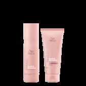 Wella Invigo Blonde Recharge Bundel: Cool Shampoo + Conditioner